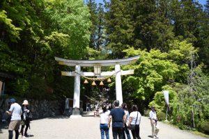 寺・神社に行くのもオススメ