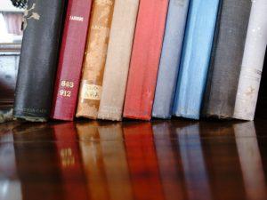 本棚をキレイにしよう