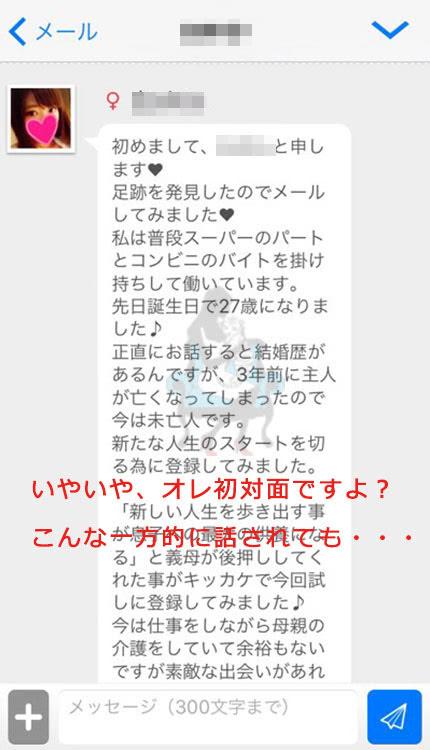 体験談・Jメールのサクラ①