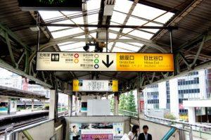 「駅の改札」で待ち合わせ。イイか悪いかは場所による