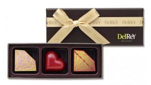 ベルギーの高級チョコ